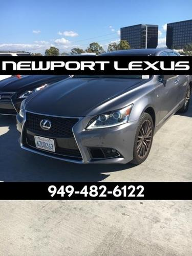 2013 Lexus LS 460 Base 4dr Sedan