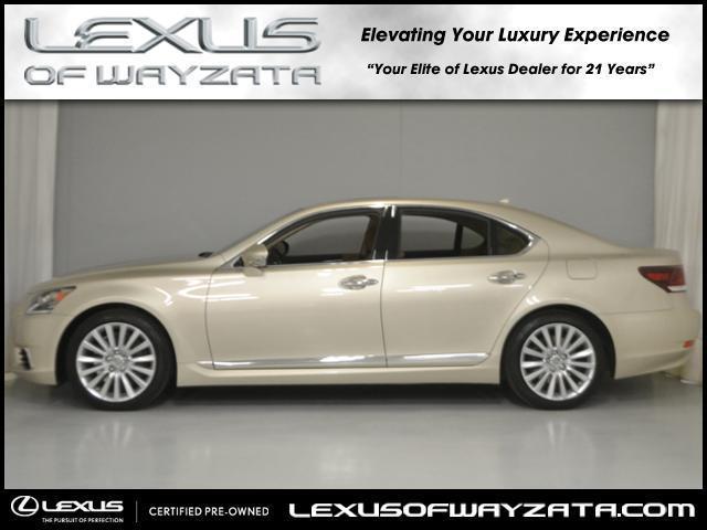 2013 lexus ls 460 base wayzata mn for sale in orono minnesota classified. Black Bedroom Furniture Sets. Home Design Ideas