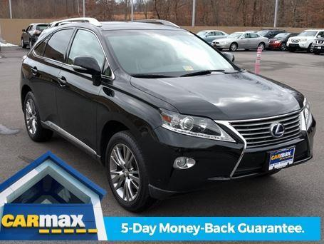 2013 lexus rx 450h base awd 4dr suv for sale in lynchburg virginia classified. Black Bedroom Furniture Sets. Home Design Ideas