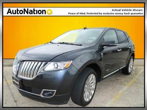2013 lincoln mkx for sale in fort worth texas classified. Black Bedroom Furniture Sets. Home Design Ideas