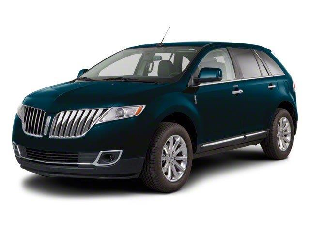 2013 Lincoln MKX Base 4dr SUV