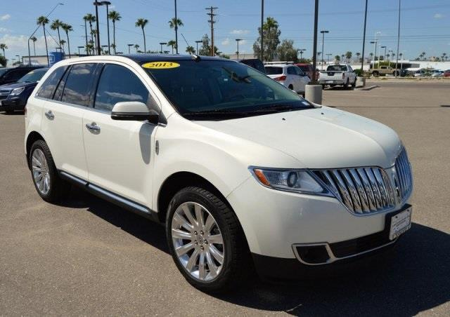 2013 lincoln mkx base 4dr suv for sale in tucson arizona classified. Black Bedroom Furniture Sets. Home Design Ideas