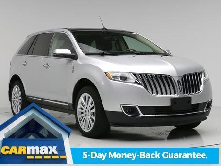 2013 Lincoln MKX Base AWD 4dr SUV