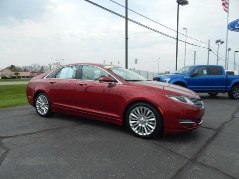 2013 lincoln mkz 4 door sedan for sale in chester indiana classified. Black Bedroom Furniture Sets. Home Design Ideas
