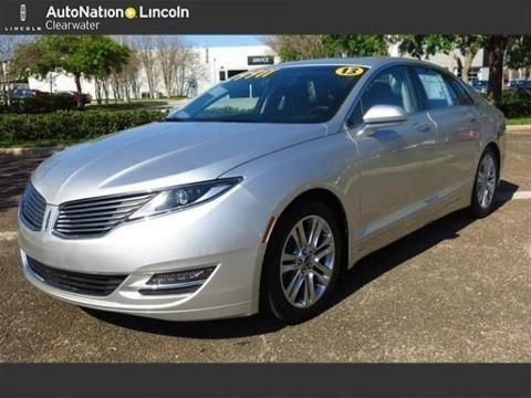 2013 lincoln mkz 4 door sedan for sale in clearwater florida classified. Black Bedroom Furniture Sets. Home Design Ideas
