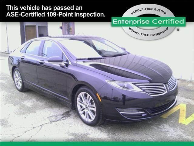 2013 lincoln mkz 4dr sdn fwd for sale in milwaukee wisconsin classified. Black Bedroom Furniture Sets. Home Design Ideas