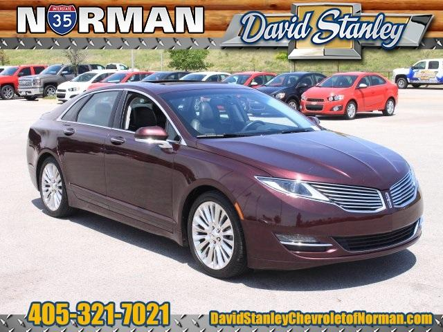2013 lincoln mkz 4dr sedan for sale in norman oklahoma classified. Black Bedroom Furniture Sets. Home Design Ideas