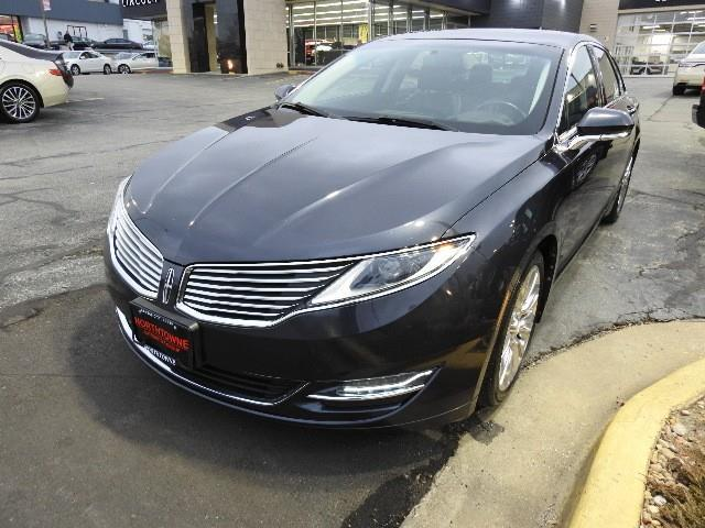 2013 Lincoln MKZ Base AWD V6 4dr Sedan