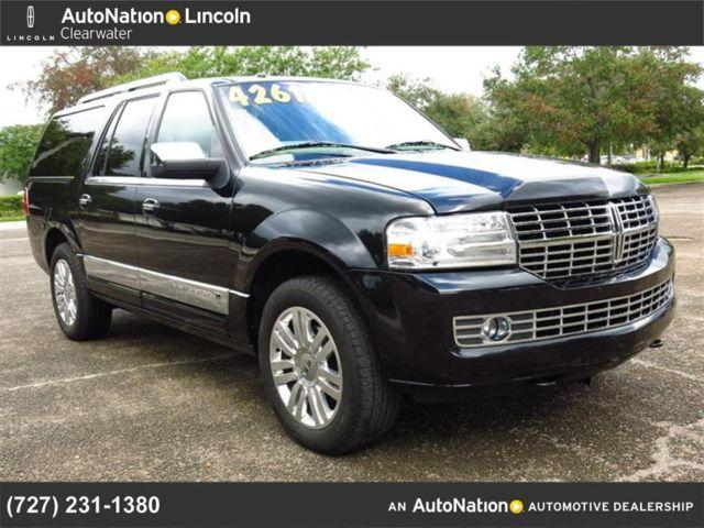2013 lincoln navigator l for sale in clearwater florida classified. Black Bedroom Furniture Sets. Home Design Ideas