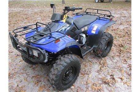 2013 LINHAI-YAMAHA LH-260cc 2wheel ATV