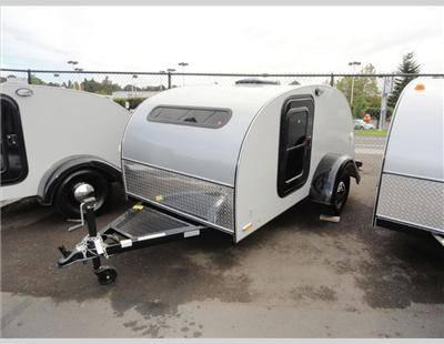 Rv Sales Portland Oregon >> 2013 Little Guy Worldwide Little Guy 5x10 Silver Shadow Travel Trailer for Sale in Portland ...