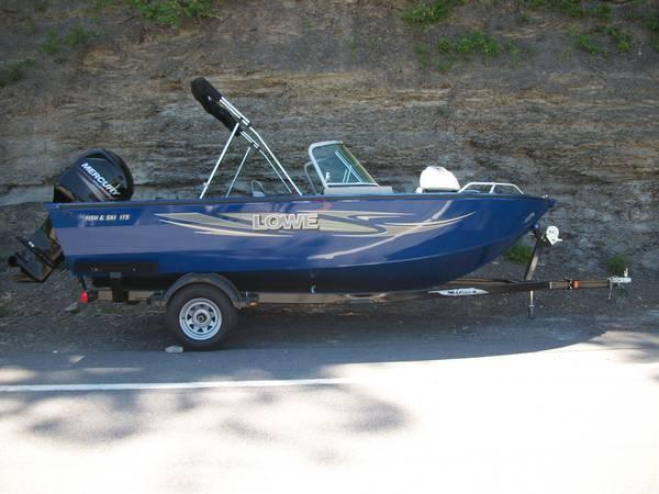 New and used boats for sale in florida for Fish and ski boats for sale craigslist