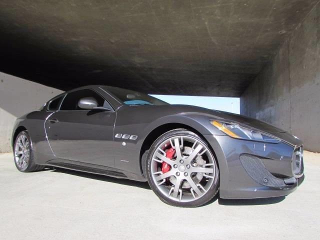 2013 Maserati GranTurismo Sport Sport 2dr Coupe
