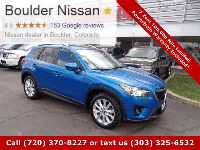 2013 Mazda CX-5 Grand Touring AWD Grand Touring 4dr SUV