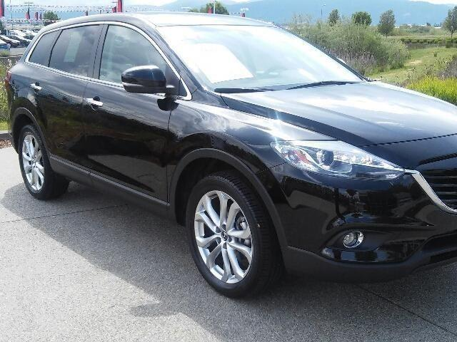 2013 mazda cx 9 grand touring for sale in medford oregon. Black Bedroom Furniture Sets. Home Design Ideas