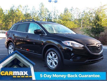 2013 Mazda CX-9 Sport Sport 4dr SUV
