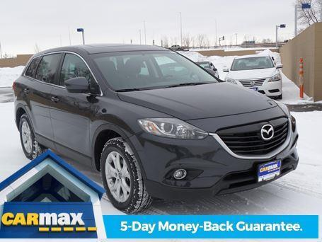 2013 Mazda CX-9 Touring Touring 4dr SUV