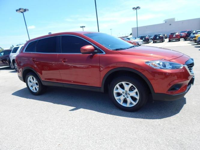 2013 mazda cx 9 touring touring 4dr suv for sale in norman. Black Bedroom Furniture Sets. Home Design Ideas