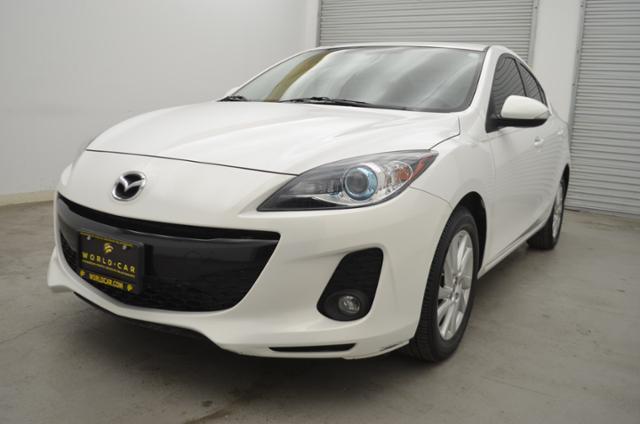 2013 Mazda Mazda3 i Grand Touring i Grand Touring 4dr