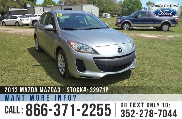 2013 Mazda Mazda3 i Sport - Warranty - Tinted Windows