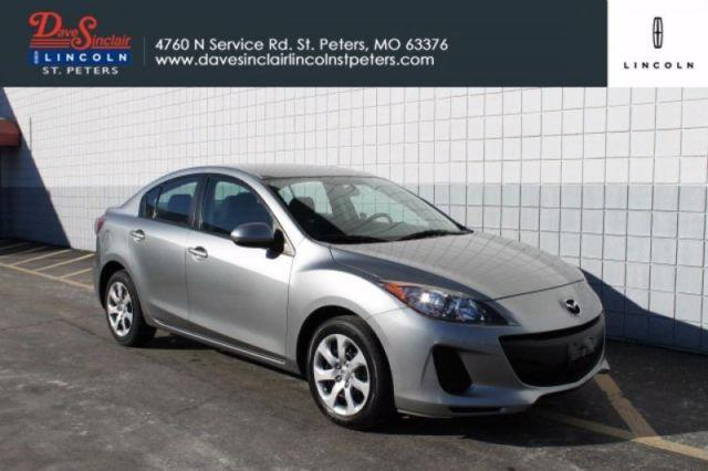 2013 mazda mazda3 oor i sv for sale in saint peters missouri classified. Black Bedroom Furniture Sets. Home Design Ideas