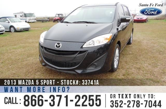 2013 Mazda Mazda5 Sport - 31K Miles - Finance Here!