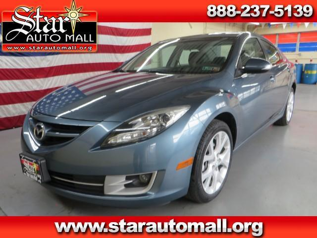 2013 mazda mazda6 i touring plus i touring plus 4dr sedan. Black Bedroom Furniture Sets. Home Design Ideas