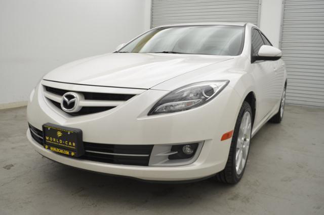 2013 Mazda Mazda6 i Touring Plus i Touring Plus 4dr