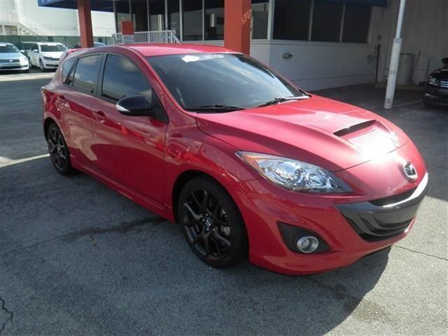 2013 Mazda MAZDASPEED3 Hatchback SPEED for Sale in Davie, Florida Classified | AmericanListed.com