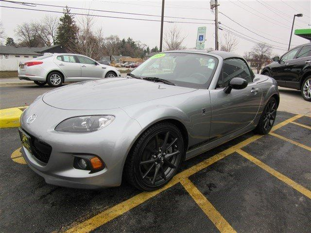 2013 mazda mx 5 miata club 2dr convertible 6a w power hard top for sale in downers grove. Black Bedroom Furniture Sets. Home Design Ideas