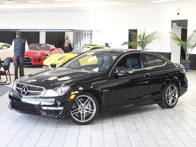 2013 mercedes benz c class 2dr cpe c63 amg rwd for sale in for 2013 mercedes benz c class c63 amg