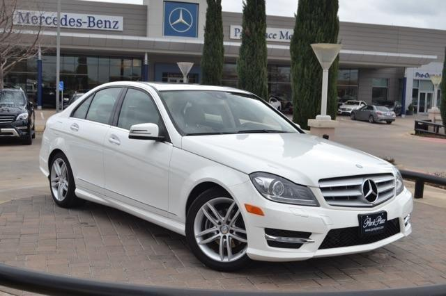 2013 Mercedes Benz C Class 4dr Car C250 Sport For Sale In
