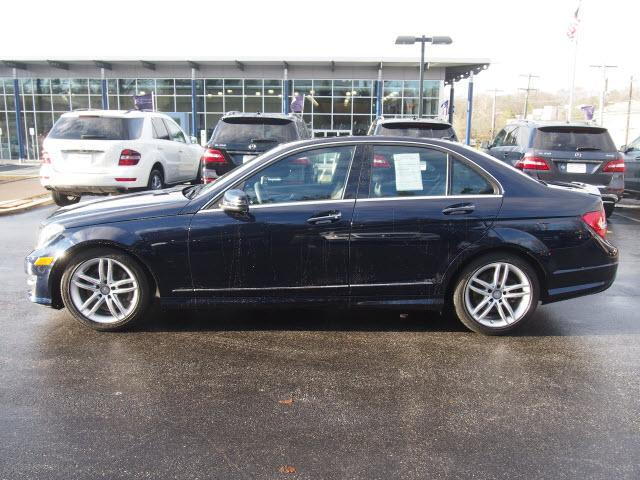 2013 mercedes benz c class awd c300 luxury 4matic 4dr for Mercedes benz devon pa