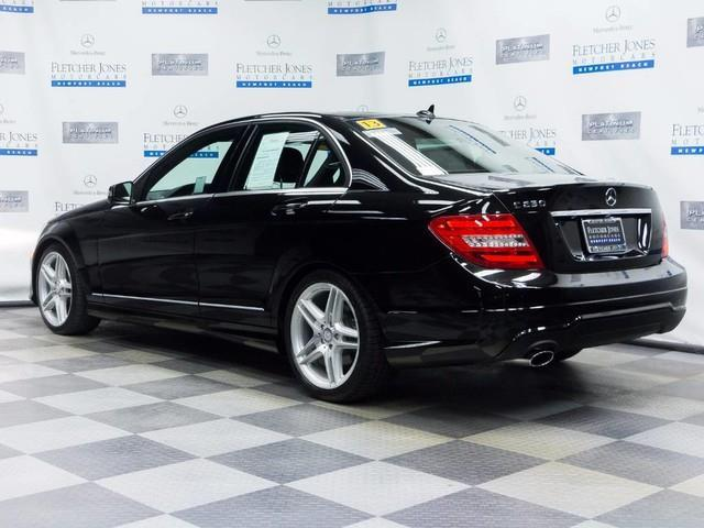 2013 Mercedes-Benz C-Class C 250 Luxury C 250 Luxury