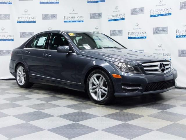 2013 Mercedes-Benz C-Class C 250 Luxury C 250 Luxury
