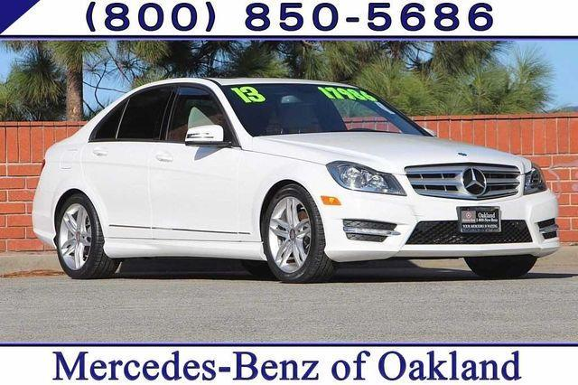 2013 mercedes benz c class c 250 luxury c 250 luxury 4dr sedan for. Cars Review. Best American Auto & Cars Review
