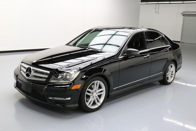 2013 mercedes benz c class c 250 luxury c 250 luxury 4dr sedan for sale in dallas texas. Black Bedroom Furniture Sets. Home Design Ideas