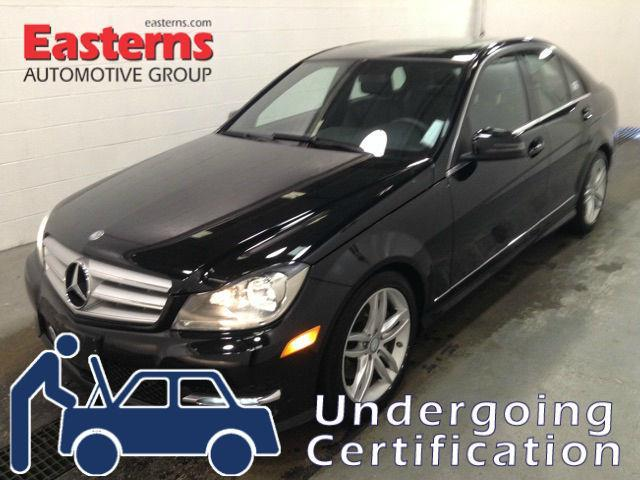 2013 Mercedes-Benz C-Class C 300 Luxury 4MATIC AWD C