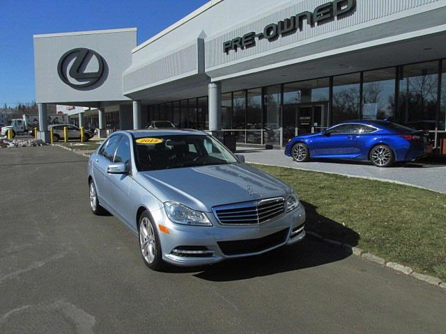 2013 mercedes benz c class c 300 luxury 4matic awd c 300 for Mercedes benz new haven