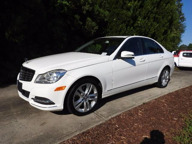2013 mercedes benz c class c 300 luxury 4matic awd c 300 for Mercedes benz c class 300 for sale