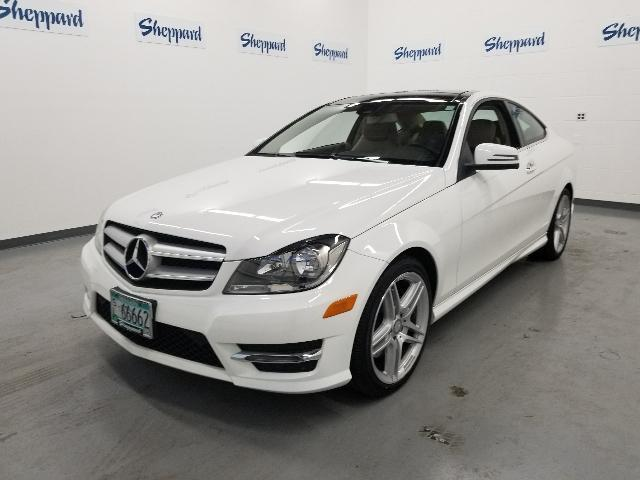 2013 mercedes benz c class c 350 c 350 2dr coupe for sale for Mercedes benz eugene oregon