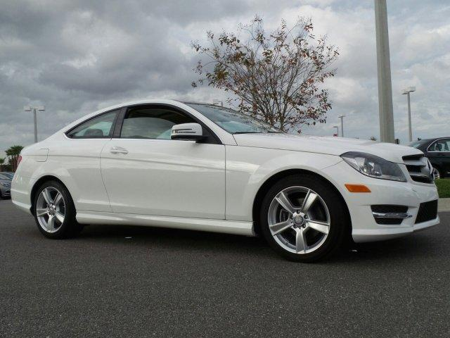 2013 mercedes benz c class c250 2dr coupe for sale in daytona beach. Cars Review. Best American Auto & Cars Review