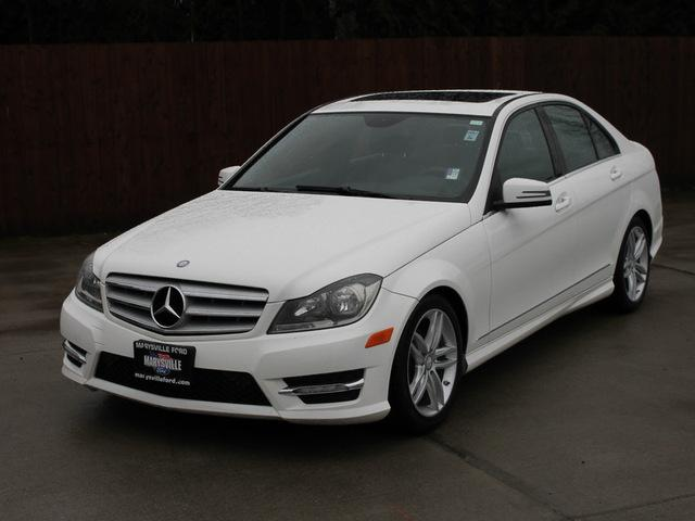 2013 mercedes benz c class c250 luxury 4dr sedan for sale in marysville washington classified. Black Bedroom Furniture Sets. Home Design Ideas