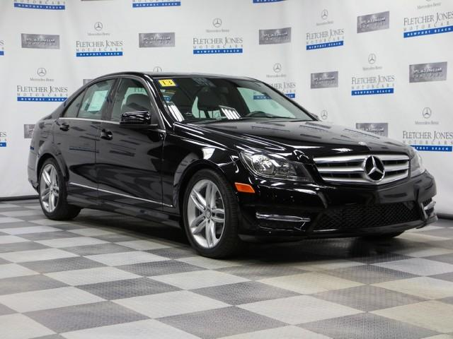 2013 mercedes benz c class c250 luxury 4dr sedan for sale in newport beach california. Black Bedroom Furniture Sets. Home Design Ideas