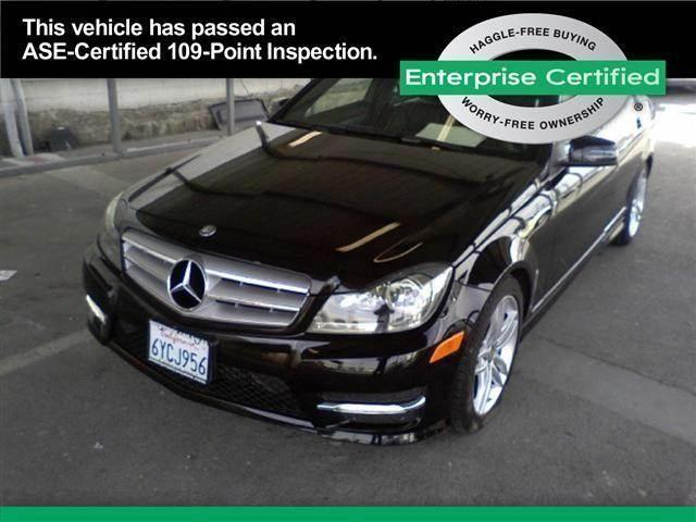 2013 mercedes benz c class c250 sport sedan 4d c250 sport