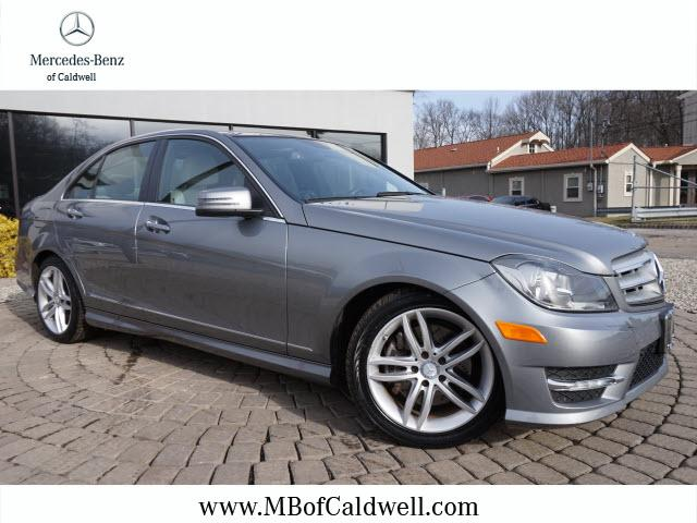 2013 mercedes benz c class fairfield nj for sale in