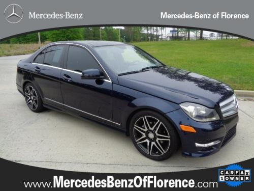 2013 mercedes benz c class florence sc for sale in for Mercedes benz florence sc