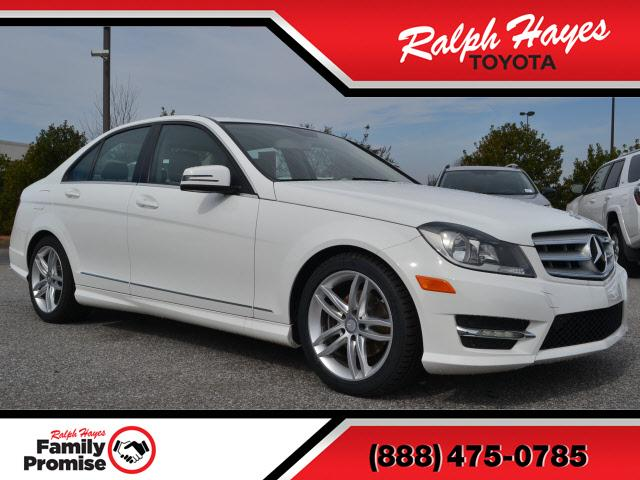 2013 Mercedes Benz C Class Sport Anderson Sc For Sale In