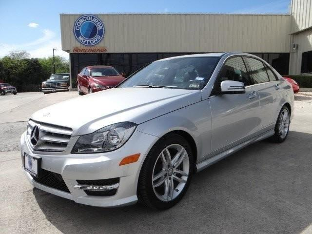 2013 mercedes benz c250 sport for sale in san antonio for San antonio mercedes benz dealers