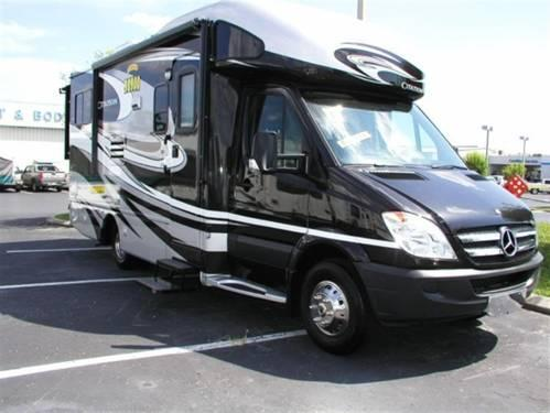 2013 mercedes benz citation 24sr slides diesel on sale for Mercedes benz diesel for sale in florida